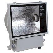 LPHO03-400-01-K03; Прожектор металлогалогенный ГО03-400-01 симметричный 400Вт E40 IP65 серый