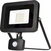 Прожектор светодиодный ДО-50W 6500К 3500Лм IP65 SMD Slim датчик движения; Б0029436