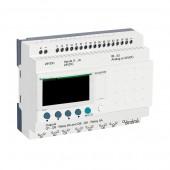 SR3B261BD; Zelio Logic Интеллектуальное реле 26 I/O 24V (DC)