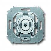 1012-0-1630; Механизм 1-клавишного проходного переключателя 10А 250В, серия impuls