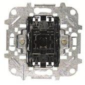 1012-0-2130; Механизм 1-клавишного проходного переключателя, 10А 250В