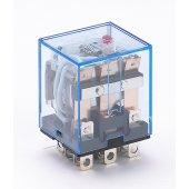 Промежуточное реле ПР-102 3 контакта с LED индикацией 10А 220В AC; 23205DEK