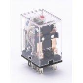 Промежуточное реле ПР-102 2 контакта с LED индикацией 5А 220В AC; 23215DEK