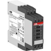 Реле контроля CM-MPS.41P без контроля нуля Umin/Umax=3х300-380В/420-500B AC 2ПК пружинные клеммы; 1SVR740884R3300