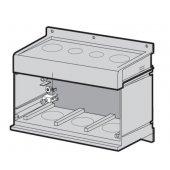 Верхняя крышка+нижняя секция с дном FMCE40 1 ряд; 2CMA191077R1000