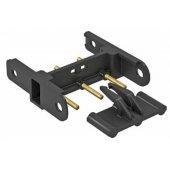 Штекерный адаптер для розеток STD-D0C/STD-D3C или STD-F0C/STD-F3C (черный) (VB-SKS S); 6117198