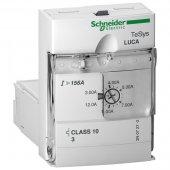 LUCA1XFU; TeSys U Блок управления стандартный 0,35-1,4A/110-240V 3P
