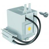Tmax Расцепитель минимального напряжения без кабелей UVR-C T4-T5 220V; 1SDA054891R1 (1SDA0 54891 R1)