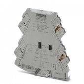 2902040; Разделительный усилитель 3-х цепей со штекерными разъемами MINI MCR-2-UI-UI-PT