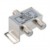 05-6001; Делитель ТВх2 под F разъём 5-1000 МГц