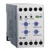 Реле контроля фаз РК-101 380В тип 01; 23300DEK