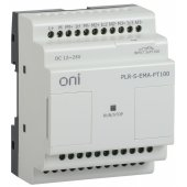PLR-S-EMA-PT100; Логическое реле PLR-S 3 RTD