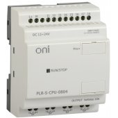 PLR-S-CPU-0804; Логическое реле PLR-S CPU0804