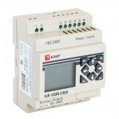 ILR-10DR-230A; Программируемое реле 10 в/в с диспл. 230В PRO-Relay PROxima