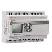 ILR-20DR-230A; Программируемое реле 20 в/в с диспл. 230В PRO-Relay PROxima