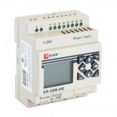 ILR-12DR-24D; Программируемое реле 12 в/в с диспл. 24В PRO-Relay PROxima
