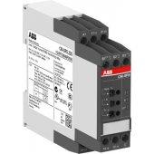 CM-SRS.22S Реле контроля тока 1Ф (0,3-1,5А, 1-5A, 3-15A) 240В AC, 2ПК, винт.клеммы; 1SVR730841R1500
