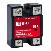 rtp-1-80-la; Реле твердотельное однофазное с регулированием 4-20мА RTP-80-LA PROxima
