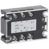OSS-1-3-40-B; Реле твердотельное OSS-1 40А 380В AC 3-32В DC