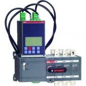 Рубильник (выключатель нагрузки) OTM400E3C8D230C реверсивный трехполюсный 3P с блоком АВР OMD800; 1SCA101061R1001