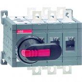 Рубильник (выключатель нагрузки) OT200E03C реверсивный трехполюсный 3P без рукоятки; 1SCA022764R2920