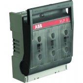 Рубильник (выключатель нагрузки) под предохранитель 400А XLP2-6BC кабель/кабель клемма; 1SEP101892R0002