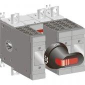 Рубильник (выключатель нагрузки) без ручки под предохранители DIN-000; 1SCA115199R1001