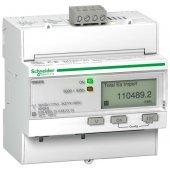 Powerlogic Счетчик электроэнергии трехфазный iEM3255 3-ф актив.-реакт. 4 тарифа, RS-485, кл. точн. 0.5S, транс. вкл; A9MEM3255R