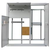 Шкаф металлический ЩЭ-2 1010х950х100 IP31 без клеммного блока; 30710DEK