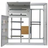 Шкаф металлический ЩЭ-5 1010х950х100 IP31 без клеммного блока; 30713DEK