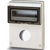 Щит учетно-распределительный навесной ЩУРн-П-1/12 IP65 370x275x140 пластиковый; 132040001