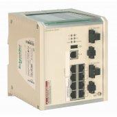 TCSESM083F23F1; Коммутатор Connexium (Managed) 8TX, усовершенствованный