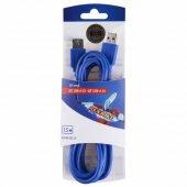06-3159; Шнур шт. USB A 3.0 - гн. USB A 3.0 1.5м