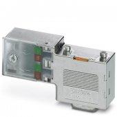 2313698; Шинный штекер D-SUB SUBCON-PLUS-PROFIB/90/SC