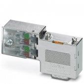 2313672; Шинный штекер D-SUB SUBCON-PLUS-PROFIB/90/IDC