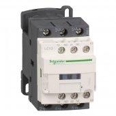 Contactors D Telemecanique Контактор 3Р 12A, 3НО сил.конт. 1НО+1НЗ катушка 380В 50Гц; LC1D12Q7