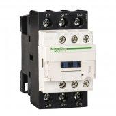 Contactors D Telemecanique Контактор 3Р 380В, 25A, 3НО сил.конт. 1НО+1НЗ доп.конт. катушка 220В АС; LC1D25M7