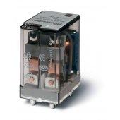 564291100000; Миниатюрное силовое электромеханическое реле, монтаж на печатную плату, 2CO 12A, AgNi, катушка 110В DC, RTI