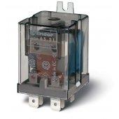 653190240300; Силовое электромеханическое реле, Faston 250 (6.3x0.8мм) 1NO 30A, AgCdO (зазор ≥ 3мм) катушка 24В DC, RTI, монтажный фланец