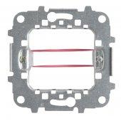 Суппорт стальной с монтажными лапками; 2CLA227191N1001