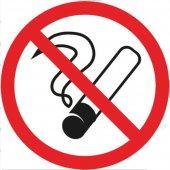 56-0035-2; Табличка ПВХ информационный знак «Курить запрещено» 200х200мм