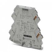 2902049; Измерительный преобразователь температуры со штекерными разъемами для подключения 2-, 3- и 4-проводных термометров сопротивления и резистивных датчиков MINI MCR-2-RTD-UI