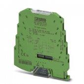 2902849; Измерительный преобразователь температуры для подключения 2-, 3- и 4-проводниковых термометров сопротивления и резистивных датчиков MINI MCR-RTD-UI-NC