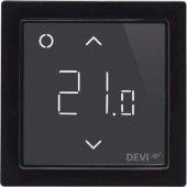 140F1143; Терморегулятор DEVIreg интеллектуальный Smart с Wi-Fi, 16А черный