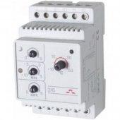 140F1075 (19113234); Терморегулятор DEVIreg™ D-316 (-10°C-+50°C) на шину DIN, с датчиком на проводе, 16А