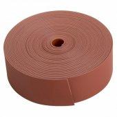 48-9024; Термоусаживаемая лента с клеевым слоем 25 ммх1.0 мм, красная, ролик 5 м, ТЛ-1.0