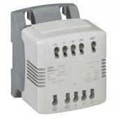 Трансформатор управления и обеспечения безопасности 230/400-24V 100Ва; 044203