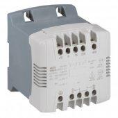 044235; Трансформатор управления и обеспечения безопасности первичная обмотка 230/400В/вторичная обмотка 24/48В - 250 ВА