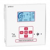 ALPTEC8.2; Автоматический регулятор коэффициента мощности 8 шагов 230/400В