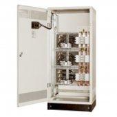 Трёхфазный шкаф Alpimatic - АУКРМ тип H - 400В - 250 квар - c автоматическим выключателем; MH25040/DISJ